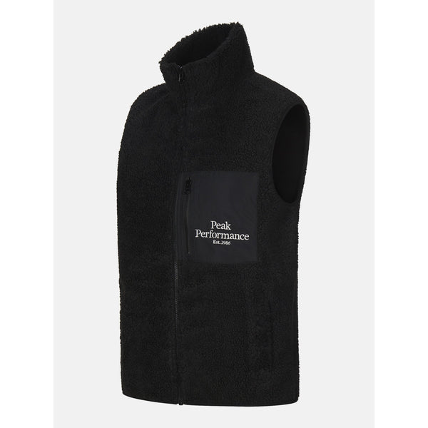 M Original Pile Vest - Thernlunds