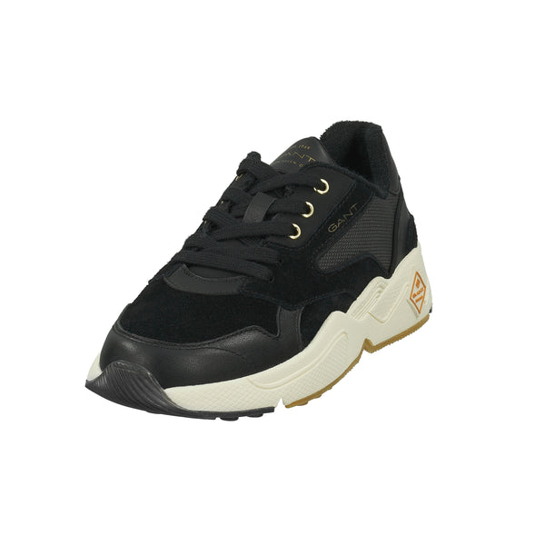 Gant - Skor - Nicewill Sneaker (G00 Black) - Thernlunds