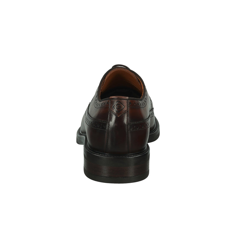 Gant - Skor - Flairville Low laceshoes (G45 Cognac) - Thernlunds