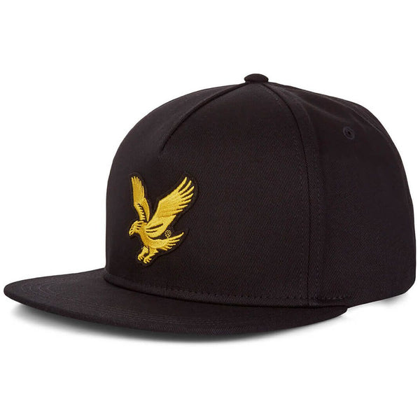 Lyle & Scott - Keps - Eagle Cap (572 Black) - Thernlunds