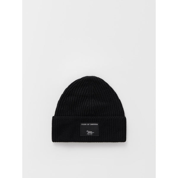 Tiger of Sweden - Huvudbonad - Hollein Hat (050 Black) - Thernlunds