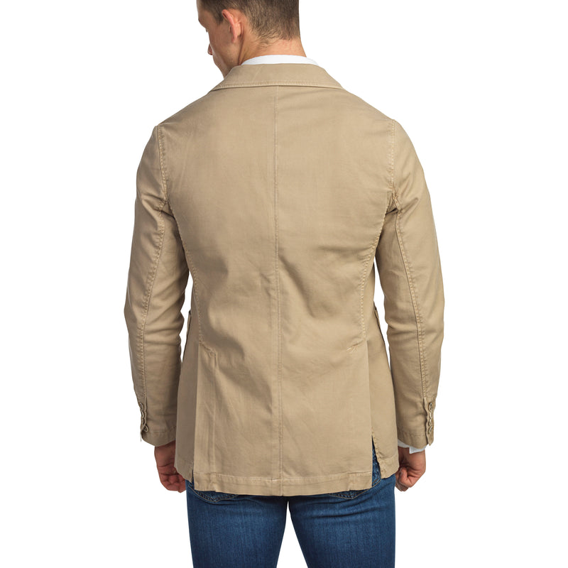 COTTON OXFORD JACKET - Thernlunds