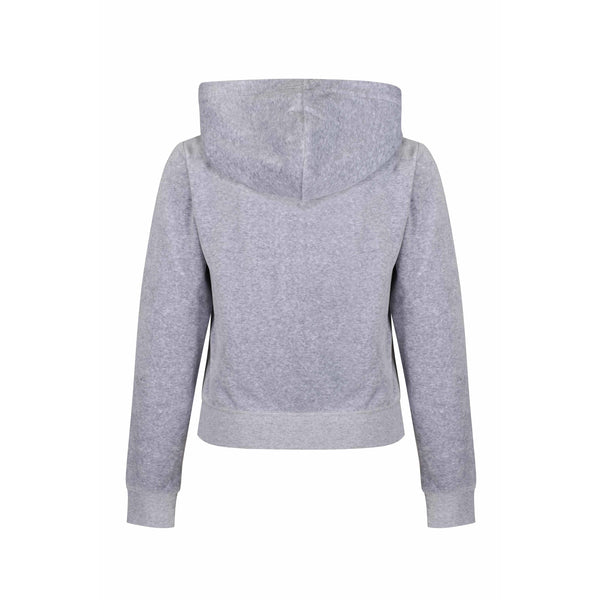 Robertson Classic Velour Zip Trough Hoodie - Thernlunds