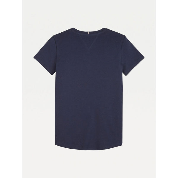 Icon Logo Tee S/S (C87 Twilight Navy)