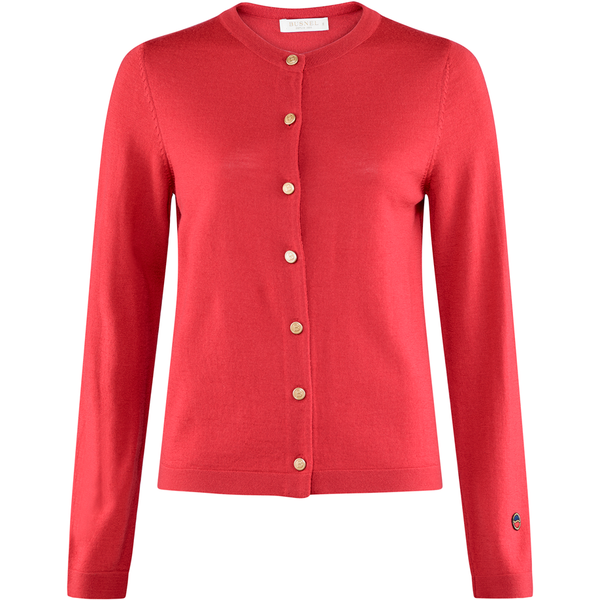 Kerry Cardigan (Sunbleched Red)