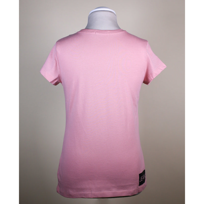 Calvin Klein Jeans - T-shirt - Institutional Slim T-Shirt (TQS Soothing Pink) - Thernlunds