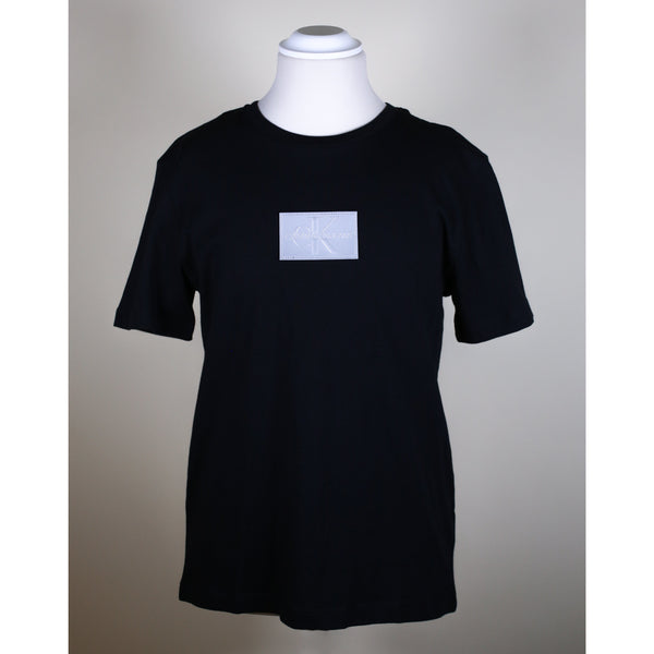 Calvin Klein Jeans - T-shirt - Reflective Ck Badge T-Shirt - Thernlunds