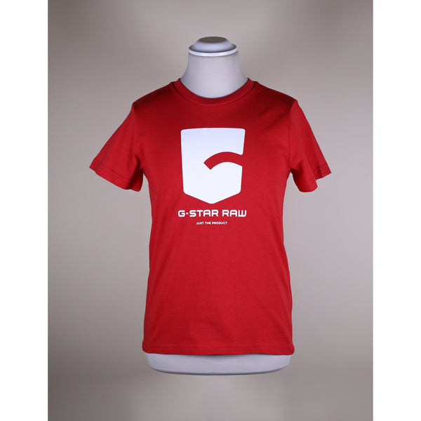 G-star raw - T-shirt - SQ10066 Tee tee shirt (36 red) - Thernlunds