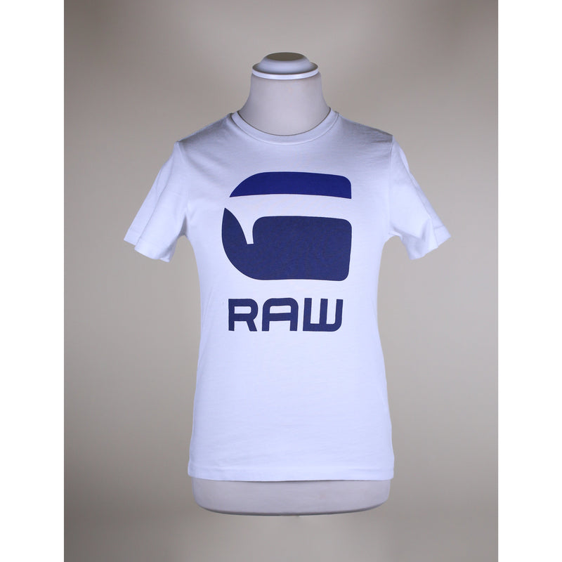 G-star raw - T-shirt - SQ10026 Tee tee shirt (01 White) - Thernlunds