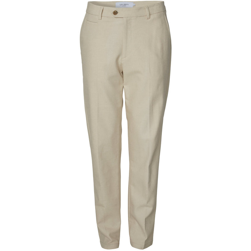 Les Deux - Byxa - Pavia Twill Pants - Thernlunds