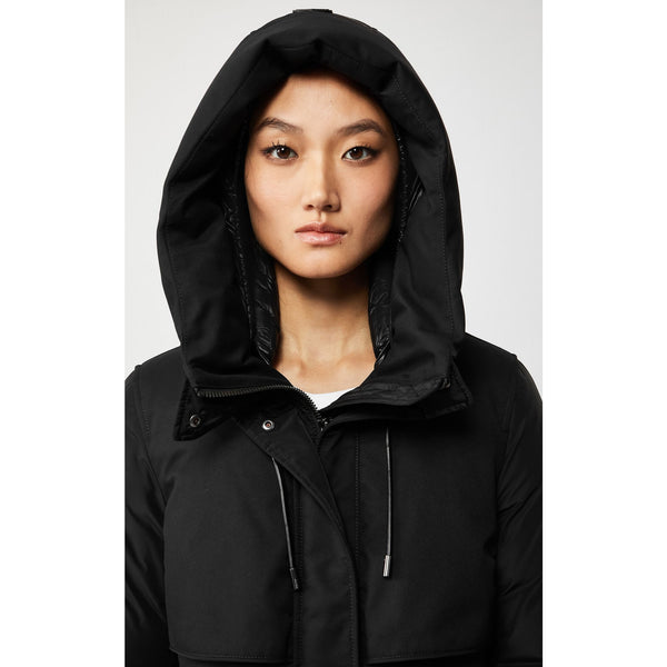 Mackage - Jacka - Leanne Long Nylon Down Jacket - Thernlunds