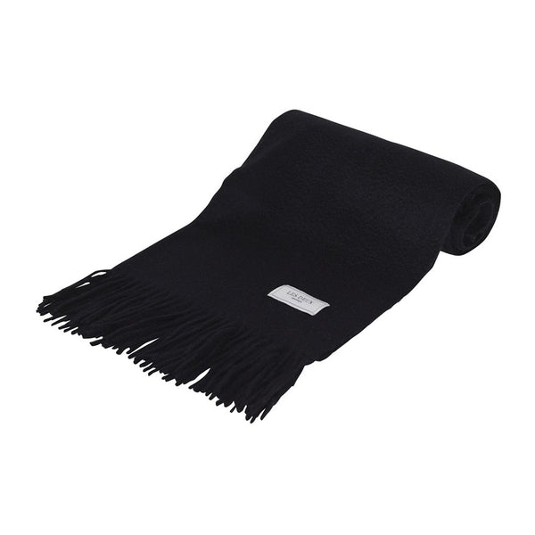 Les Deux Solid Wool Scarf - Thernlunds