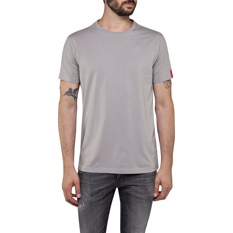 Replay - T-shirt - Replay Tee (214 Dimgrey) - Thernlunds