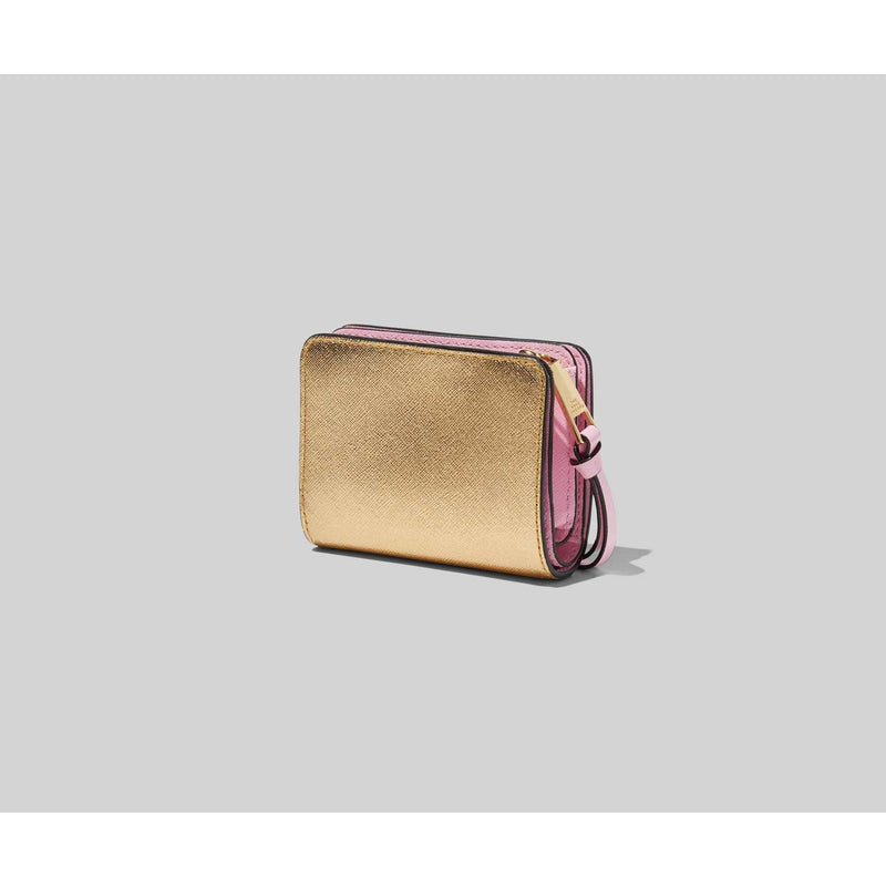 Marc Jacobs - Plånbok - Mini Compact Wallet - Thernlunds