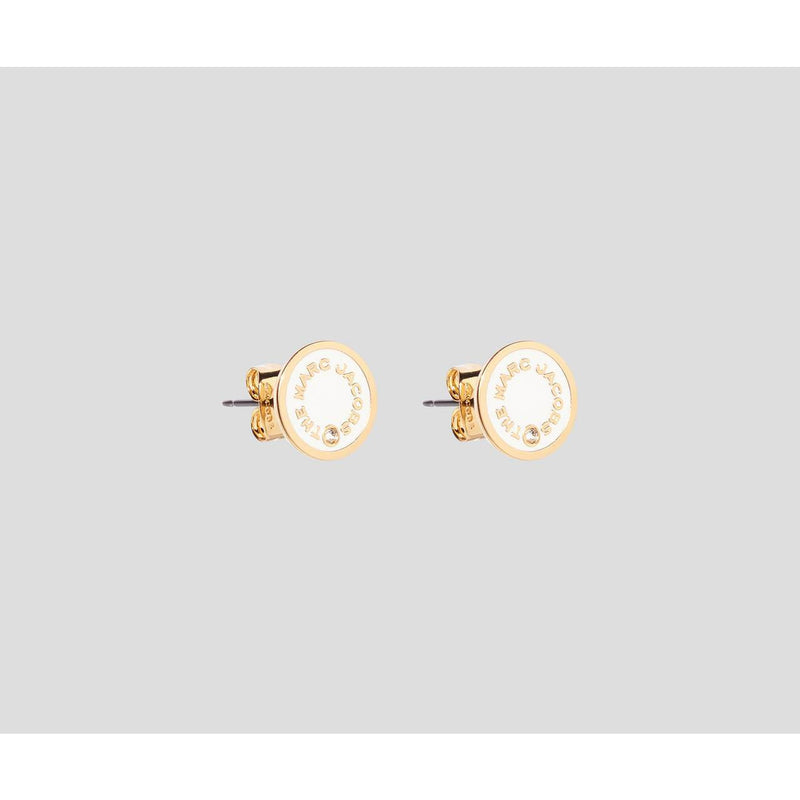 Marc Jacobs - Smycken - THE MEDALLION STUDS - Thernlunds