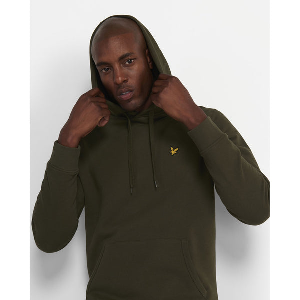 Lyle & Scott - Tröja - Pullover Hoodie - Thernlunds