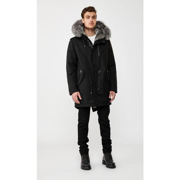 Mackage - Jacka - Moritz X Jacket (Black) - Thernlunds