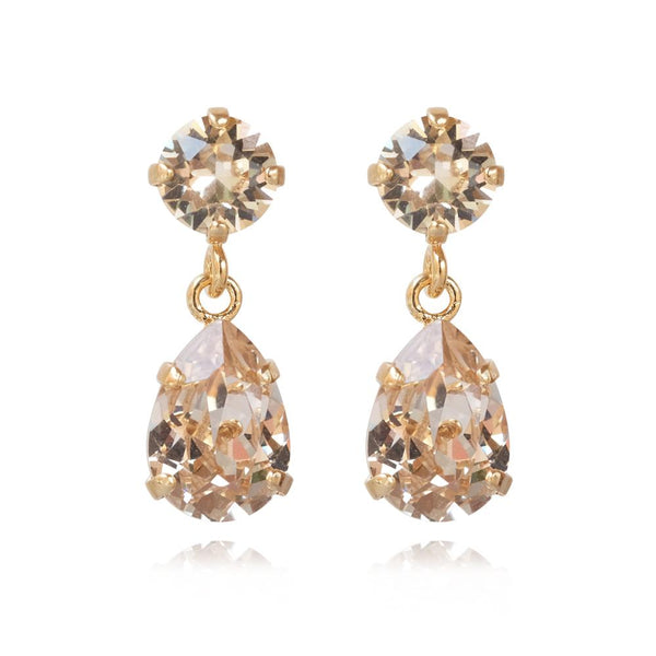 Mini Drop Earring Gold - Thernlunds