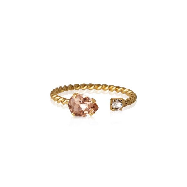 Nani Ring Gold (319 Vintage Rose)