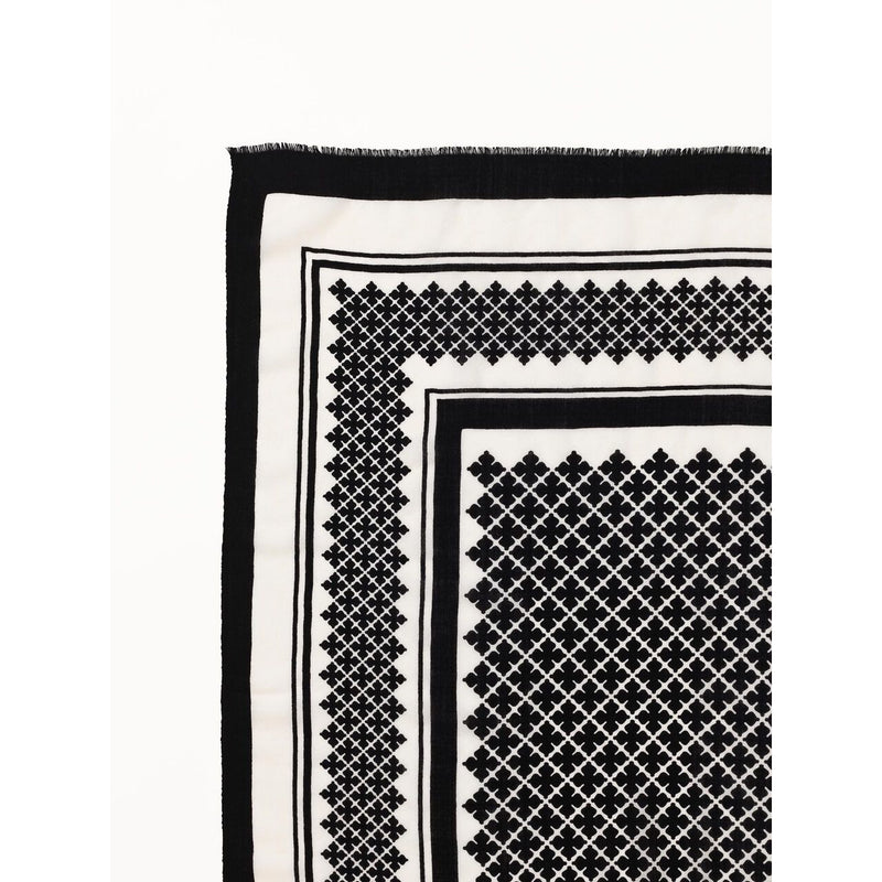By Malene Birger - Halsduk/Scarf - Julee Wool Scarf (050 Black) - Thernlunds