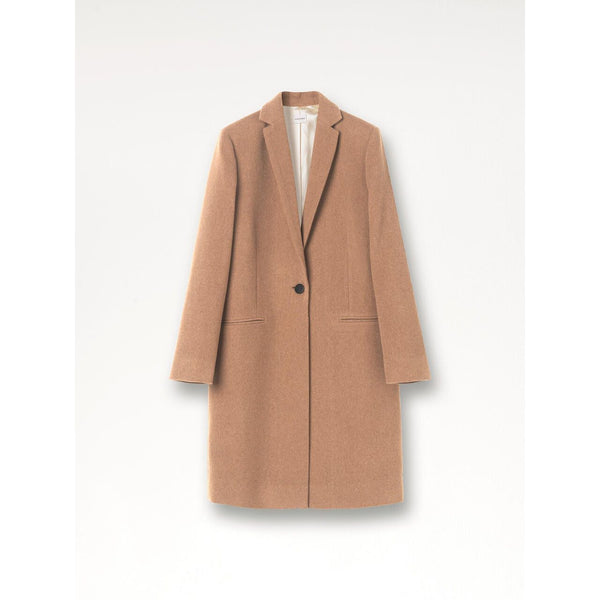 By Malene Birger - Rock - Ellinor Coat (1C9 Sandy-brown) - Thernlunds