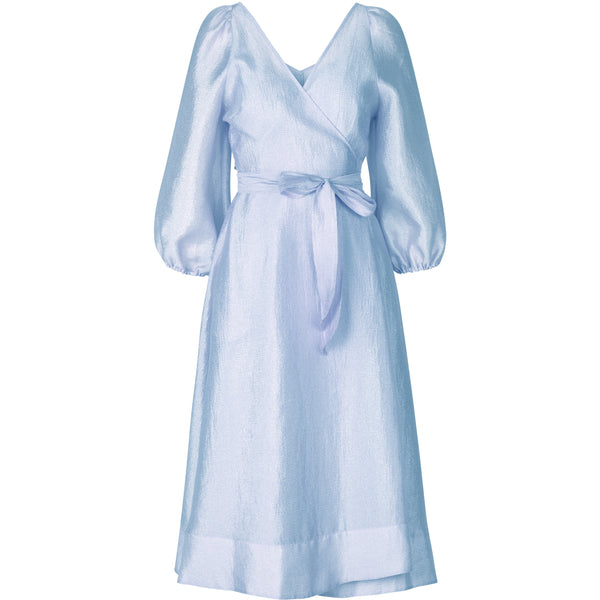 Rosalina SS Dress (Brunnera Blue)