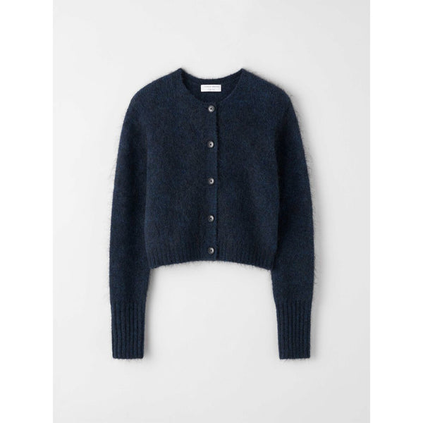 Tiger of Sweden - Tröja - Viognier Cardigan (209 Midnight Blue) - Thernlunds