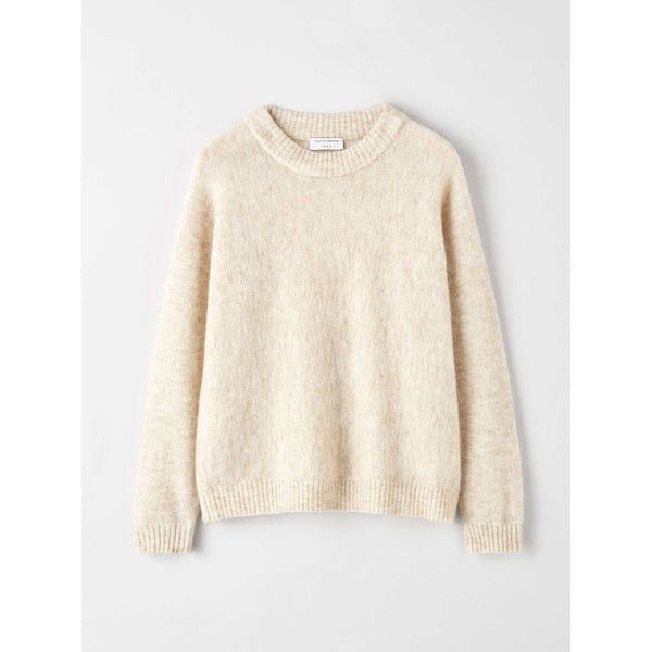Tiger of Sweden - Tröja - Gwynn Pullover (102 Offwhite) - Thernlunds