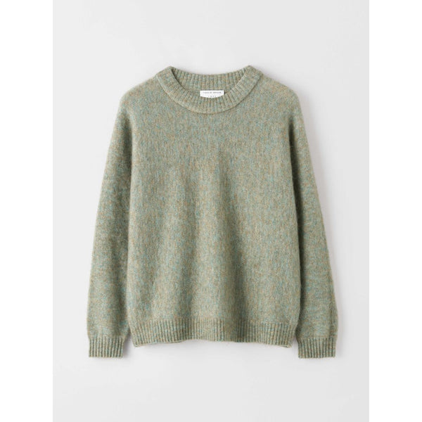 Tiger of Sweden - Tröja - Gwynn Pullover (4G3 Pale Jade) - Thernlunds