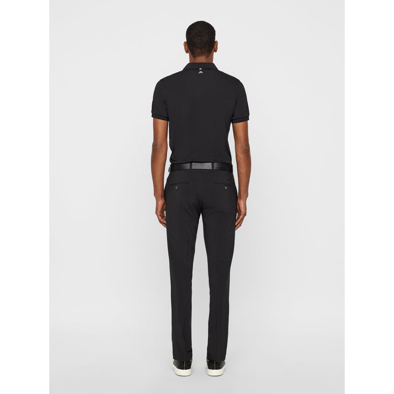 J.Lindeberg - Byxa - M Ellott Tight Micro Stretch (9999 Black) - Thernlunds