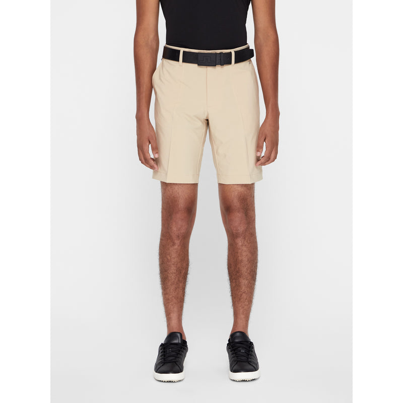 J.Lindeberg - Shorts - M Eloy Reg Micro Stretch Shorts (1679 Safari Beige) - Thernlunds