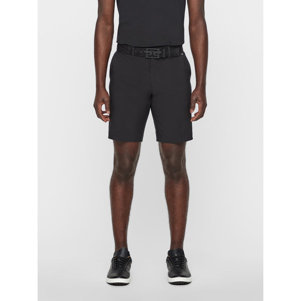 J.Lindeberg - Shorts - M Eloy Reg Micro Stretch Shorts (9999 Black) - Thernlunds