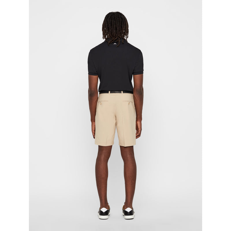 J.Lindeberg - Shorts - M Eloy Tapered Micro Stretch (1679 Safari Beige) - Thernlunds