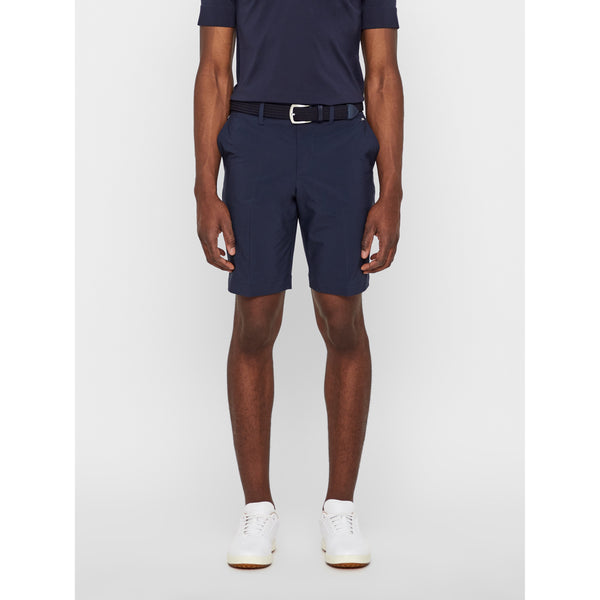 J.Lindeberg - Shorts - M Eloy Tapered Micro Stretch (6855 Navy) - Thernlunds