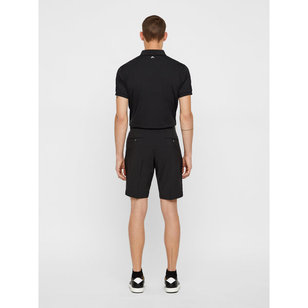 J.Lindeberg - Shorts - M Eloy Tapered Micro Stretch (9999 Black) - Thernlunds