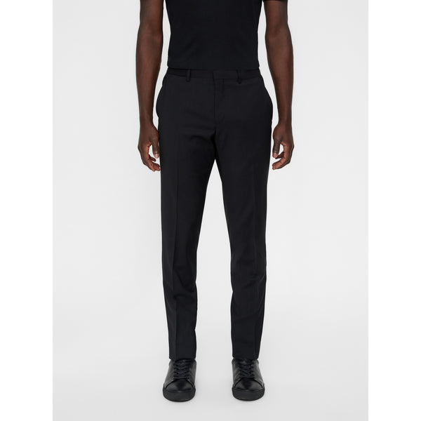 Paulie Comfort Wool Trousers (9999 Black)