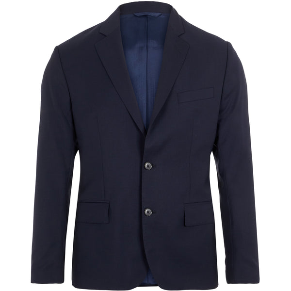 Hopper Soft Comfort Wool Blazer (6666 Navy)