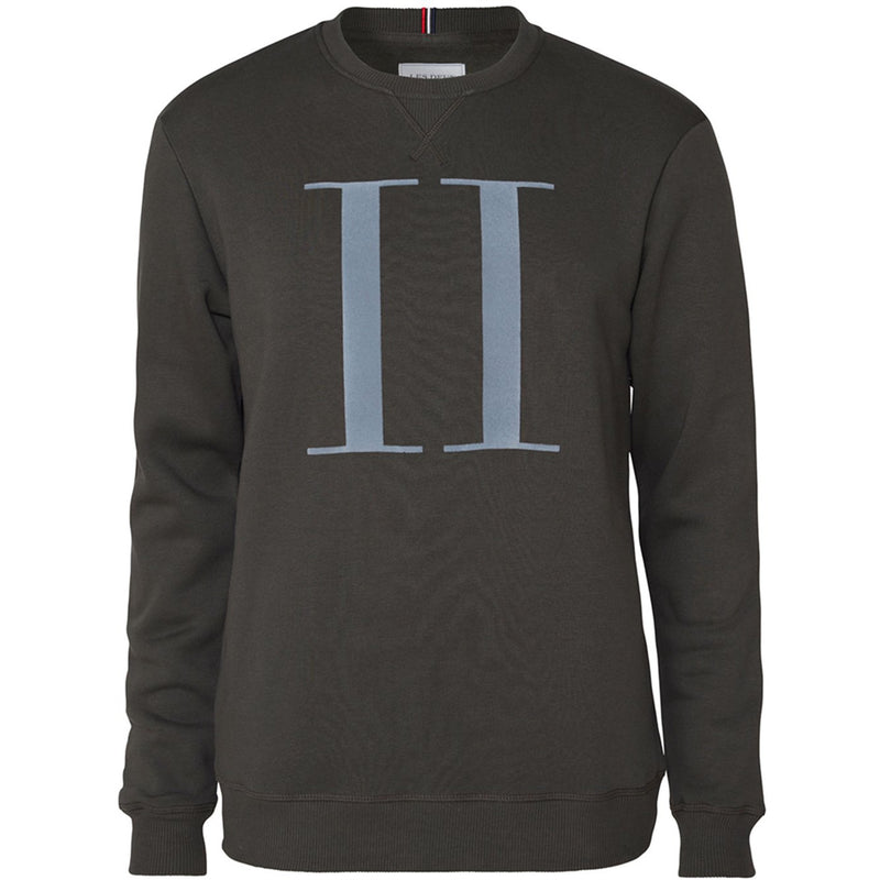 Encore Sweatshirt (Deep Forrest/Sleet Grey)
