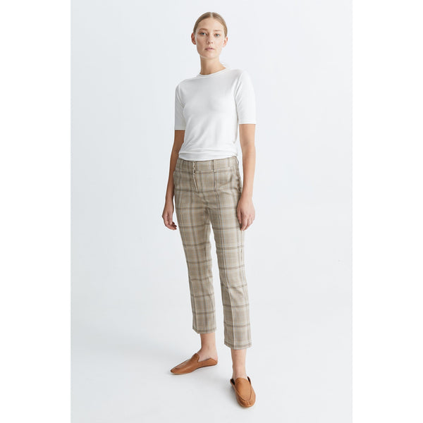 Stylein - Byxa - Trousers (Check) - Thernlunds