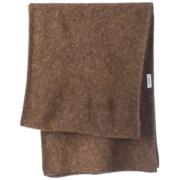 Stylein - Halsduk/Scarf - Scarf (Brown) - Thernlunds