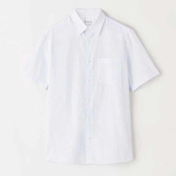 Tiger of Sweden - Pikétröja - Nitor SS Shirt (202 Dust blue) - Thernlunds