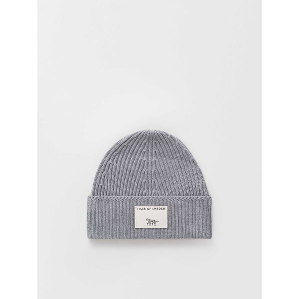 Tiger of Sweden - Huvudbonad - Hollein Hat (M04 Light Grey Melange) - Thernlunds