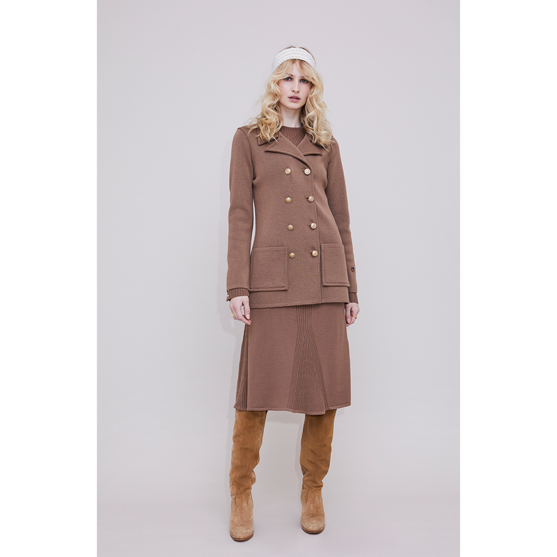 Busnel -  - Victoria Jacket (CAMEL) - Thernlunds