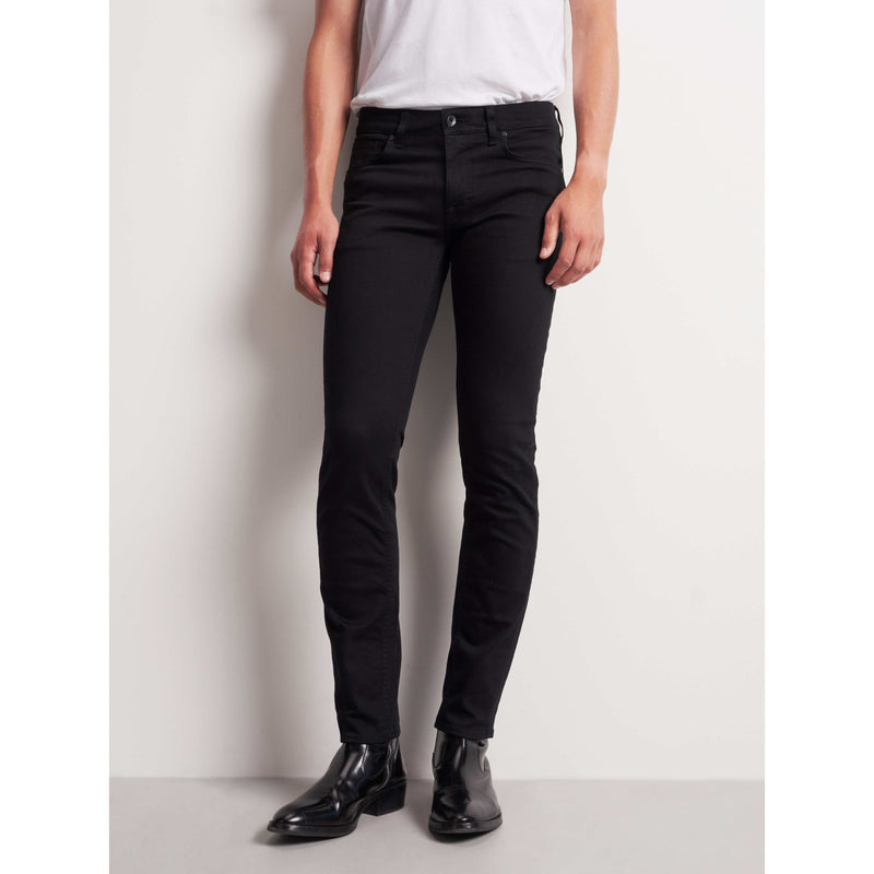 Tiger Jeans -  - Leon Jeans (050 Black) - Thernlunds