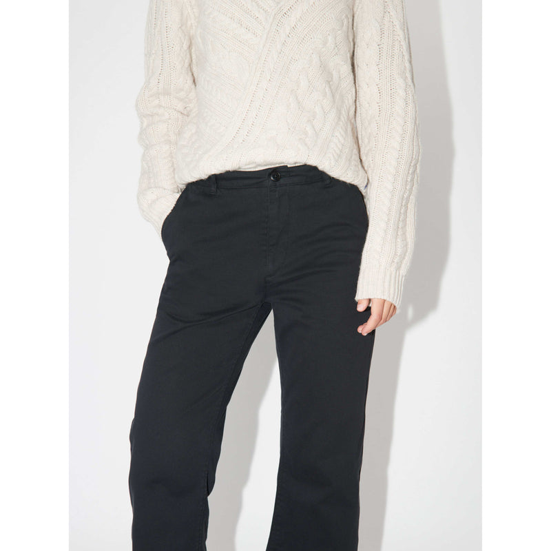 Tiger of Sweden - Byxa - Eiria Trousers (050 Black) - Thernlunds