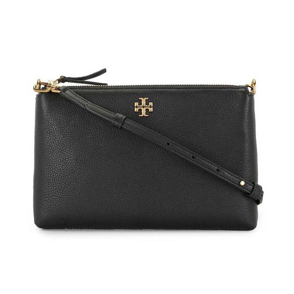 KIRA PEBBLED TOP-ZIP CROSSBODY - Thernlunds