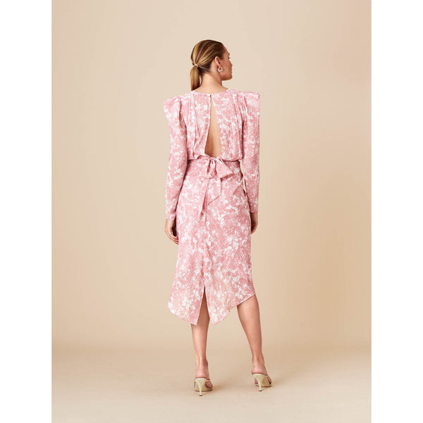 Adoore - Klänning - Cocktail Dress (Pink) - Thernlunds