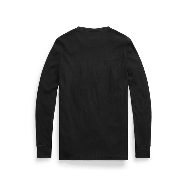 L/S Waffle Crew Sleep Top - Thernlunds