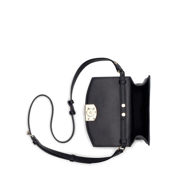 Polo Ralph Lauren - Väska - Madison 18-Crossbody-Small (001 Black) - Thernlunds