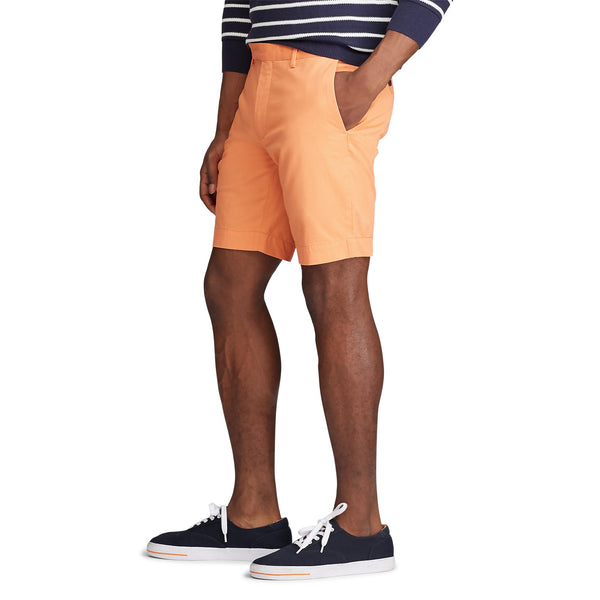 Polo Ralph Lauren - Shorts - Tailored Slim Fit Shorts (035 Maltese Orange) - Thernlunds